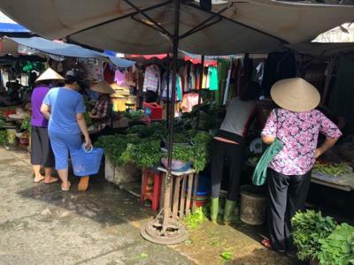ホーチミン大人女子旅 ④3日目 タンディン市場 &2区タオディエン