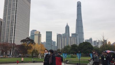 JTBの超格安ツアーで上海 無錫 蘇州に行ってきました!