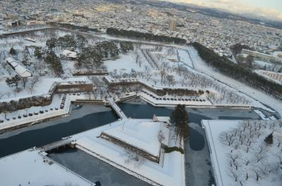 遙々来た、函館へ