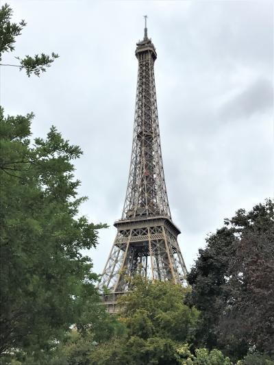 6泊8日 ロンドン~パリ新婚旅行 4日目その2(パリ観光)