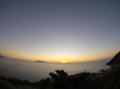 【屋久島2泊3日】海と夕日と、ときどきシカ