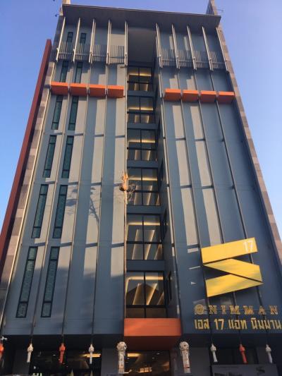 チェンマイ、イーペンライナーとバンコク観光 5 宿泊ホテル