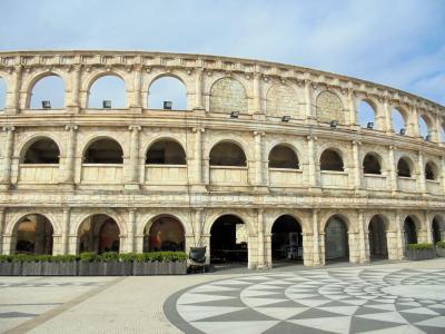 ヨーロッパに行きたいけど行けない・・・じゃあマカオに行こう1.仮想ローマ