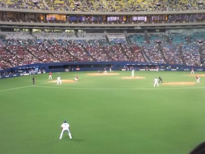 2017 またまた静岡遠征+野球観戦でナゴドーへ【その3】野球観戦はメモリアルゲーム
