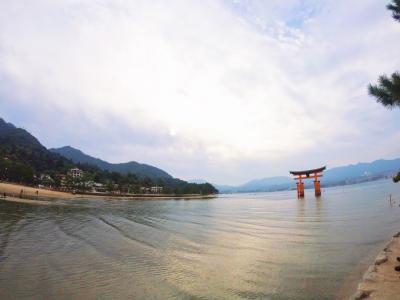【宮島・尾道・しまなみ海道3泊4日】のんびり気ままに◎