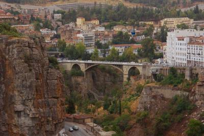 2017アルジェリアで夏休み その7断崖絶壁の街コンスタンティーヌ