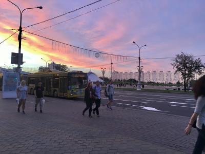 ヨーロッパの秘境?!のんびり朴訥ベラルーシ(前) 首都ミンスクへようこそ!-2017夏・東欧7か国周遊、フォークロアの旅(6)