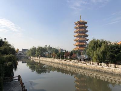 今年4度目の上海、一日で代表スポットをまわるの巻②水郷「七宝老街」編