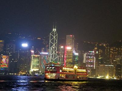 はじめての香港