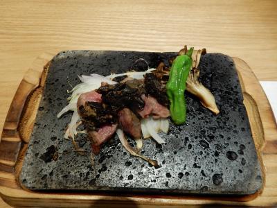 まごころ 創作料理 「しげ田」でランチ