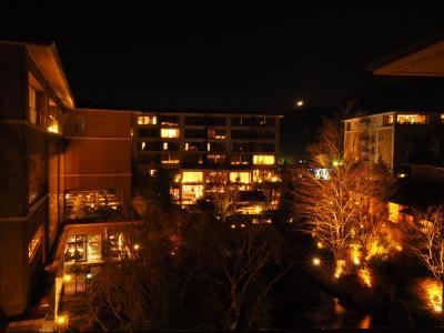 2018年1月 週末温泉旅 in ホテルハーヴェストVIALA箱根翡翠 ~ 美味しい食事と温泉を楽しむ…が、翌日は大雪 ( ゚д゚)