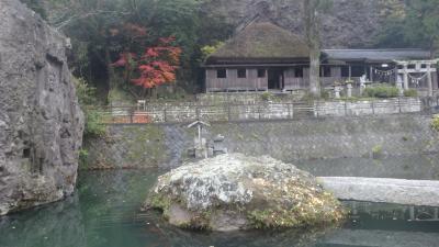 国東半島のお寺と石仏と紅葉を訪ねて 2日目 天念寺・川中不動・文殊仙寺・岩屋寺