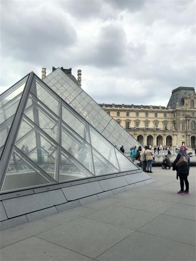 6泊8日 ロンドン~パリ新婚旅行 6日目その2(ルーブル美術館)