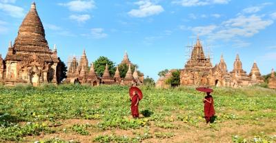 ミャンマー1人旅 最終日