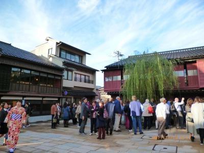 驚きの魅力を持つ町「金沢」