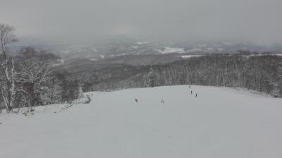 2017 北海道小さな旅 私をスキーに連れてって@週末土日のルスツ