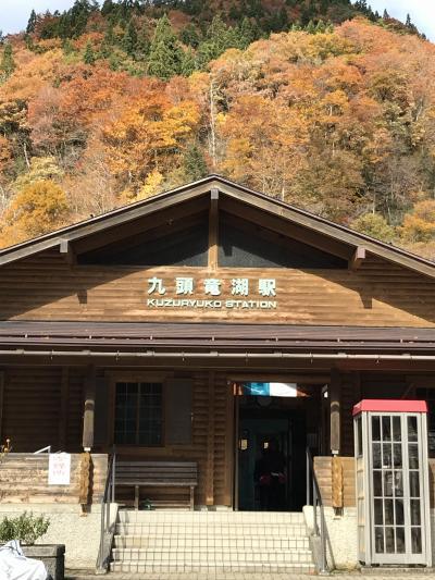 【乗り鉄】北陸紀行・ついにJR全線完乗へ(3日目)