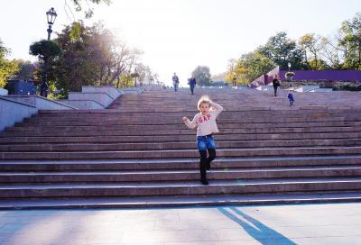ベラルーシ・ウクライナ・モルドバ周遊・・・・ウクライナのオデッサ