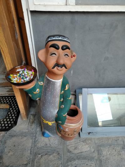 骨折したけどウズベキスタン行ってみた。(個人旅行)NO.1