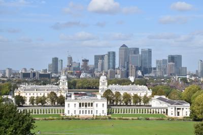 エミレーツ航空ファーストクラスで行くロンドン・パリ・スペイン&ドバイ旅行 ③ロンドン(グリニッチと買い物)