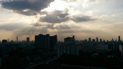 バンコクの今日の天気