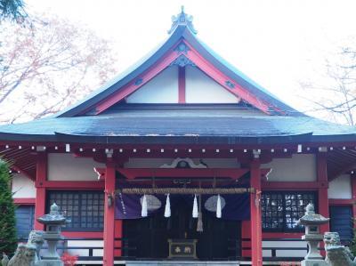 山中浅間神社 諏訪神社と併設 山中湖付近の氏神さま