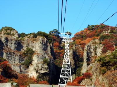 紅葉の小豆島へ行ってきました。