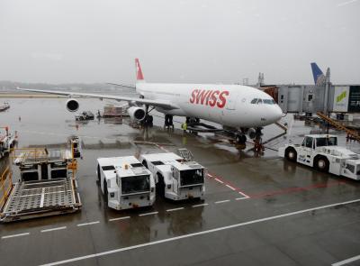 スウィーツ、パスタとクリスマス市を求めてイタリア、スイスとフランスの旅 初日 成田、チューリッヒとベネチァまで