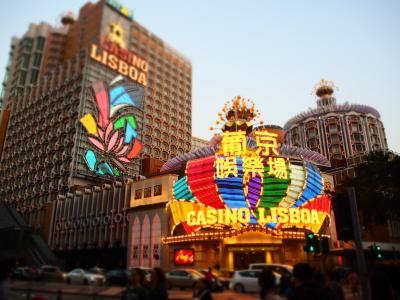Macaoで心にキラキラの充電を…☆(前半)