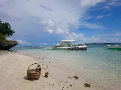 はじめてのセブ島【2】無人島のソルパ島