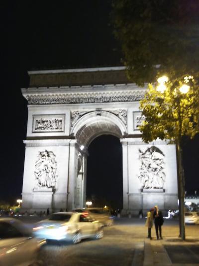 装飾美術館と夜景巡り