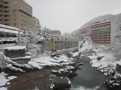 17  初冬の北海道 送迎バスでゆるりほっこり定山渓温泉からシャトレーゼスパ ぶらぶら歩き温泉の旅ー2