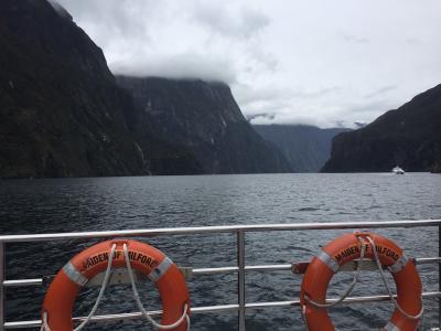 初ニュージーランド2017(南島編)