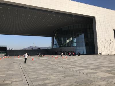 ソウルでじっくりミュージアム旅3☆国立中央博物館