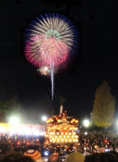 秩父夜祭りはたいへん素晴らしかったです
