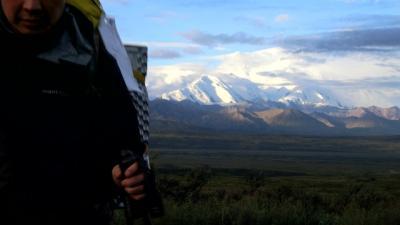 アラスカ独り旅【テント担いでデナリに行ってくるわ俺!】2017夏 バックパッカーキャンプ