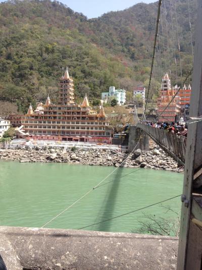 ヨガ修行の初インド一人旅