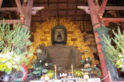 東大寺 参詣