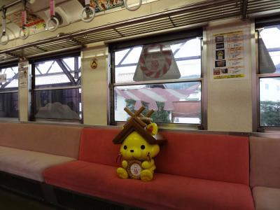 松江・出雲2017 秋の食い倒れ&バリアフリー旅行