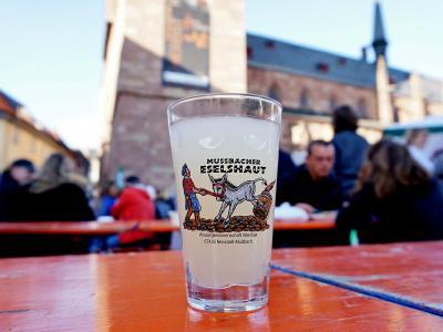 ドイツ・ワイン街道☆ノイシュタットで酔っぱらった~!気がつけばカイザースラウテルン? 秋の風物詩ドイツ・スイスの旅2-4