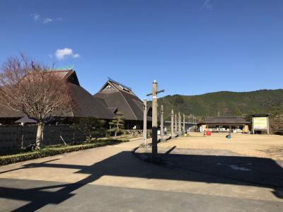 川根温泉・夢の吊り橋への旅 1日目