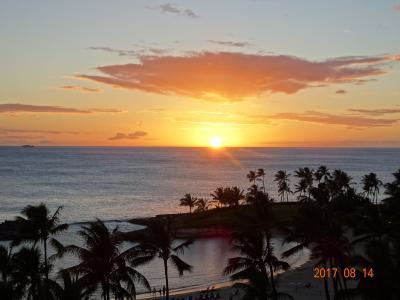 2017年ハワイ家族旅行4 (7日目~8日目)
