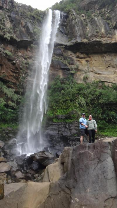 西表島 ピナイサーラ(滝)に、カヌーでアプローチ