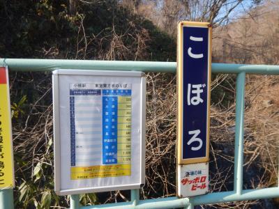 LCC+北海道&東日本パスの旅(4) 秘境駅へ