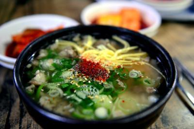 全羅南道グルメ旅行〜陸地の食べ物編!