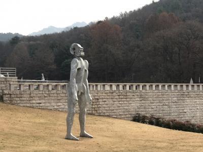 ソウルでじっくりミュージアム旅4☆国立現代美術館・果川館