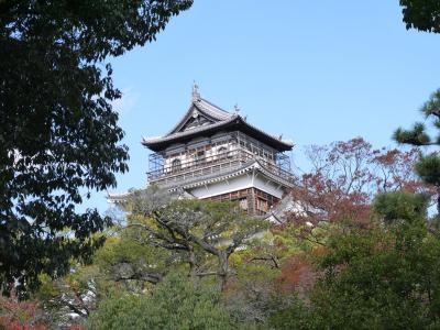 2017年秋の観光旅行 最終日は広島城と縮景園を散策します
