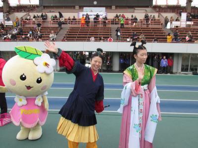 奈良マラソン2017 3キロジョギングと東大寺参拝