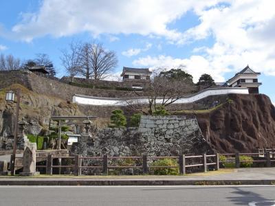 別府・潮騒の宿 と 臼杵の城下町