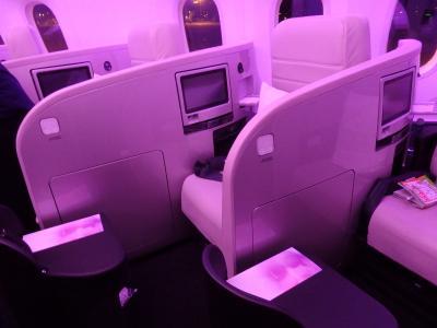 ニュージーランド航空 プレエコを予約し、ビジネスプレミアへのOneupに挑戦 往路NZ92は失敗、復路NZ91は成功しました(2017年11月)